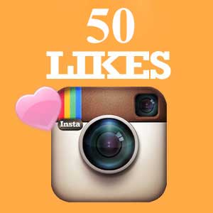 Buy 50 real instagram likes